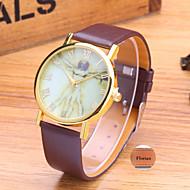 billige Personlige Ure-personlig gave minimalistiske mode dame læder ur