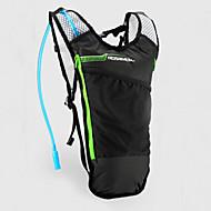 저렴한 -ROSWHEEL® 자전거 가방 5L자전거 배낭 / 하이드레이션 팩 & 물병 방수 / 방수 지퍼 / 방습 / 착용할 수 있는 싸이클 가방 나이론 / 방수 재질 싸이클 백 캠핑 & 하이킹 / 여행 / 사이클링 15*12*4