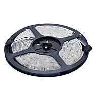 YouOKLight® 10 M 600 3528 SMD RGB Cuttable / Távirányító / Összekapcsolható / Gépjárműbe / Öntapadós / Színváltós 50 W Fényfüzérek AC 220