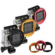 voordelige Accessoires voor GoPro-Anders Duik Filter Cameralens Voor Actiecamera Gopro 3 Gopro 2 Film en Muziek Jacht en Visserij Varen Duiken Motorfietsen Fietsen