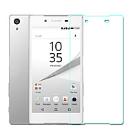 cheap Screen Protectors for Sony-Screen Protector for Sony Sony Xperia Z5 Tempered Glass 1 pc High Definition (HD)