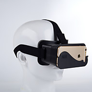 carton 3d diy ochelari de realitate virtuala pentru iPhone 6& 6 plus / nota 4 / s5, etc 4.3 inch - smartphone 6.3 inch