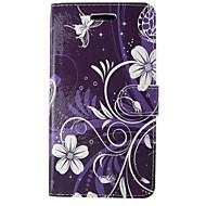 Недорогие Чехлы и кейсы для Galaxy A5(2017)-Кейс для Назначение SSamsung Galaxy A5(2017) Бумажник для карт Кошелек со стендом Флип Чехол Мандала Цветы Твердый Кожа PU для A5 (2017)