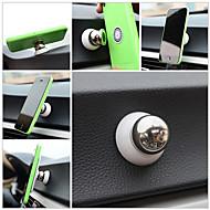 Automobil Univerzális / iPad mini / mobitel Držač stalka Rotacija za 360° / Magnetski zatvarač Univerzális / iPad mini / mobitel Metal Posjednik