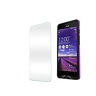 お買い得  スクリーンプロテクター-スクリーンプロテクター Asus のために Asus Zenfone 5 強化ガラス 1枚 液晶保護シート ハイディフィニション(HD)
