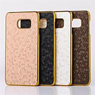 halpa Galaxy S5 Mini kotelot / kuoret-Varten Samsung Galaxy kotelo Pinnoitus Etui Takakuori Etui Geometrinen printti PC SamsungS7 edge plus / S7 edge / S7 / S6 edge plus / S6