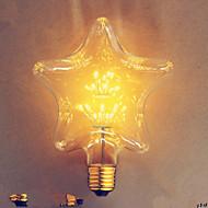 e27 2w star star edison hotelli der bar koristeellinen hehkulamppu 110v220v