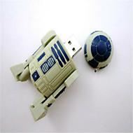 abordables -32Go clé USB disque usb USB 2.0 Plastique Dessin Animé