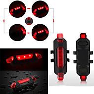 billige -Sykkellykter Lanterner & Telt Lamper Baklys til sykkel sikkerhet lys LED - Sykling Nedslags Resistent Enkel å bære 16340 Annet 400 Lumens