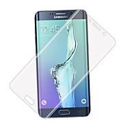 Недорогие Чехлы и кейсы для Galaxy S-Защитная плёнка для экрана для Samsung Galaxy S6 edge plus Закаленное стекло Защитная пленка для экрана Против отпечатков пальцев