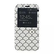 Na Samsung Galaxy Etui Z podpórką / Z okienkiem / Flip / Wzór Kılıf Futerał Kılıf Kreskówka Skóra PU Samsung Xcover 3 / J5