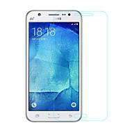 premium gehard glas scherm beschermende folie voor Samsung Galaxy j5