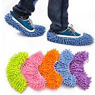 olcso Tisztítóeszközök-2db / szett Multifunkcionális nedvszívó törlőkendő papucs állítja véletlenszerű szín