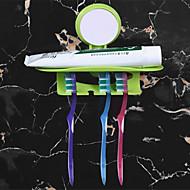 preiswerte -Zahnbürstenhalter-zufällige Farbe