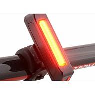 後部バイク光 テールランプ LED - サイクリング 防水 コンパクトデザイン 警告 耐久 LEDライト その他 100 ルーメン USB サイクリング-RAYPAL