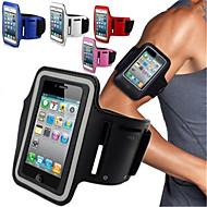 maylilandtm sportschool running sport arm band armband geval dekking voor iphone 5 / 5s / 4 / 4s