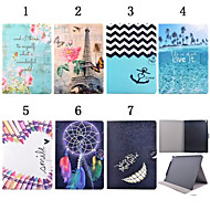 cheap -12.9 Inch Three Folding Pattern High Quality PU Leather Case with Hold for iPad Pro(Assorted Colors)