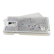 karzea ™ dual layer plastic 3d stromende vloeistof luxe bling glitter sterren case voor Samsung i9600 s5 (verschillende kleuren)