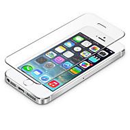 0.3mm закаленное протектор с салфетка из микрофибры для Iphone 5 / 5S / 5с стеклянный экран