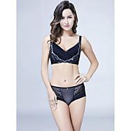 Infanta® Basic Bras Nylon / Spandex Black - A8037