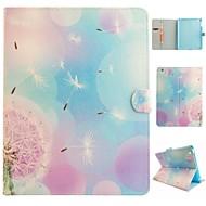olcso iPad tokok-angyal pitypang színes rajz vagy minta műbőr fóliatok tabletta oldaltáska ipad ipad AIR2 levegő