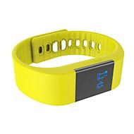 M1 Smart armbånd Aktivitetstracker Brændte kalorier Skridttællere Taleopkald Vækkeur Distance Måling Søvnmåler Bluetooth 4.0iOS Android