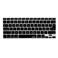 billige -xskn italiensk språk tastaturet dekselet silikon hud for MacBook Air / MacBook Pro 13 15 17 tommers oss / eu versjon