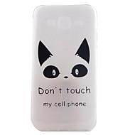 Для Кейс для  Samsung Galaxy С узором Кейс для Задняя крышка Кейс для Кот Мягкий TPU Samsung J7 (2016) / J5 (2016) / J5
