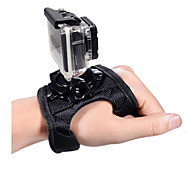 Hand  Straps Wrist Strap Hand Straps Adjustable Convenient For Action Camera Gopro 5 Gopro 4 Gopro 4 Session Gopro 4 Silver Gopro 4 Black