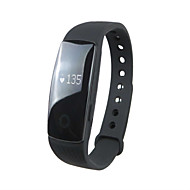 H9 Smart armbånd Aktivitetstracker Brændte kalorier Skridttællere Pulsmåler Vækkeur Stopur Søvnmåler Bluetooth 4.0 iOS Android