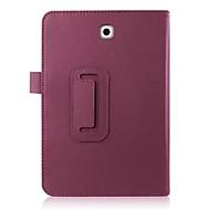 магнитный стенд Кожаный чехол PU для Samsung Galaxy Tab 8.0 s2 T710 см-T715 T715 8 '' таблетки Крышка корпуса
