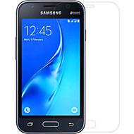 NILLKIN HD пакет пленка анти отпечатков пальцев подходит для Samsung Galaxy j1 мини мобильный телефон