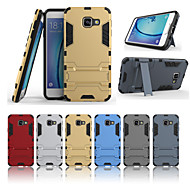 Multicolor PC + TPU Combo Phone Case For  Samsung Galaxy A3(2016)