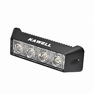 お買い得  -KAWELL 車載 電球 12W 800lm 4 LED 作業灯