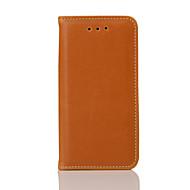 Назначение iPhone X iPhone 8 Кейс для iPhone 5 Чехлы панели Бумажник для карт со стендом Флип Магнитный Чехол Кейс для Сплошной цвет