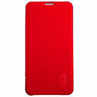 Недорогие Чехлы и кейсы для Galaxy A5(2016)-Для Кейс для  Samsung Galaxy Бумажник для карт / Флип Кейс для Чехол Кейс для Один цвет Искусственная кожа Samsung A5(2016)
