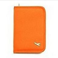 お買い得  トラベル小物-パスポート&IDホルダー 多機能 小物収納用バッグ のために 多機能 小物収納用バッグ ブラック オレンジ グレー レッド