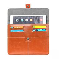 Недорогие Чехлы и кейсы для Galaxy Tab 2 10.1-Кейс для Назначение Tab S 10.5 SSamsung Galaxy Вкладка 9,7 Вкладка S2 9.7 Кейс для  Samsung Galaxy Мешочек Кожа PU для Tab 3 10.1 Tab 2