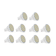 5W GU10 LED Spotlight 18 leds SMD 5630 Warm White Cold White 450-550lm 3500/6000K AC 220-240V