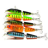 お買い得  釣り用アクセサリー-1 個 ルアー ミノウ ハードベイト 硬質プラスチック 海釣り 流し釣り/船釣り ルアー釣り