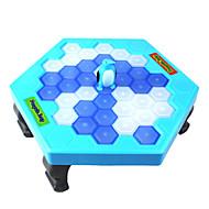 olcso Játékok & hobbi-Társasjátékok Apasági játékok Puzzle Asztali Játékok Mentsd meg a pingvint Játékok Újdonságok Pingvin PVC ABS Kreatív Darabok Lány Fiú