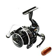 Spinning Reel / Kołowrotki Kołowrotki spinningowe 5.5:1 13 Łożyska kulkowe Zwrócony w prawo / Leworęczna / wymiennySea Fishing / Casting