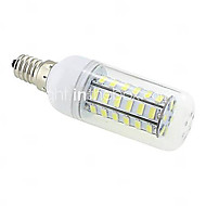 E14 G9 B22 E26/E27 LED Corn Lights T 48 leds SMD 5730 Warm White Cold White 1000lm 6000-6500K AC 220-240V