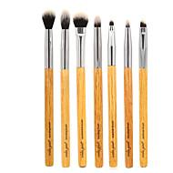 preiswerte -7tlg Makeup Bürsten Professional Bürsten-Satz- / Lidschatten Pinsel / Wimpernbürste Künstliches Haar / Kunstfaser Pinsel Tragbar / Für