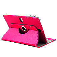 """Cases With Stand Back Covers Waterproof PU Leather Case Cover For 10"""" Universal"""