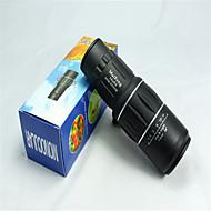 MaiFeng 16X52 안경 고해상도 소형 일반적 사용 탐조(들새 관찰) BAK4 멀티 코팅 66M/8000M 중심 초점