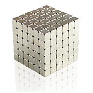 abordables Juguetes Novedosos-648 pcs 4mm Juguetes Magnéticos Bolas magnéticas Bloques de Construcción Puzzle Cube Magnético Chico Chica Juguet Regalo