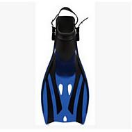 billiga Vattensporter-Dykning Fenor Justerbar rem Simmning Dykning Silikongel