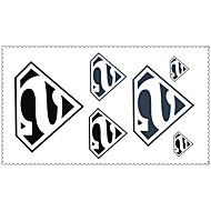 5 Tatuagens Adesivas Séries de Jóias / Séries Animal / Série Florida / Séries Totem / Série dos desenhos animadosnão tóxica / Estampado /
