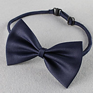 cheap -Unisex Party / Work / Basic Bow Tie - Solid Colored
